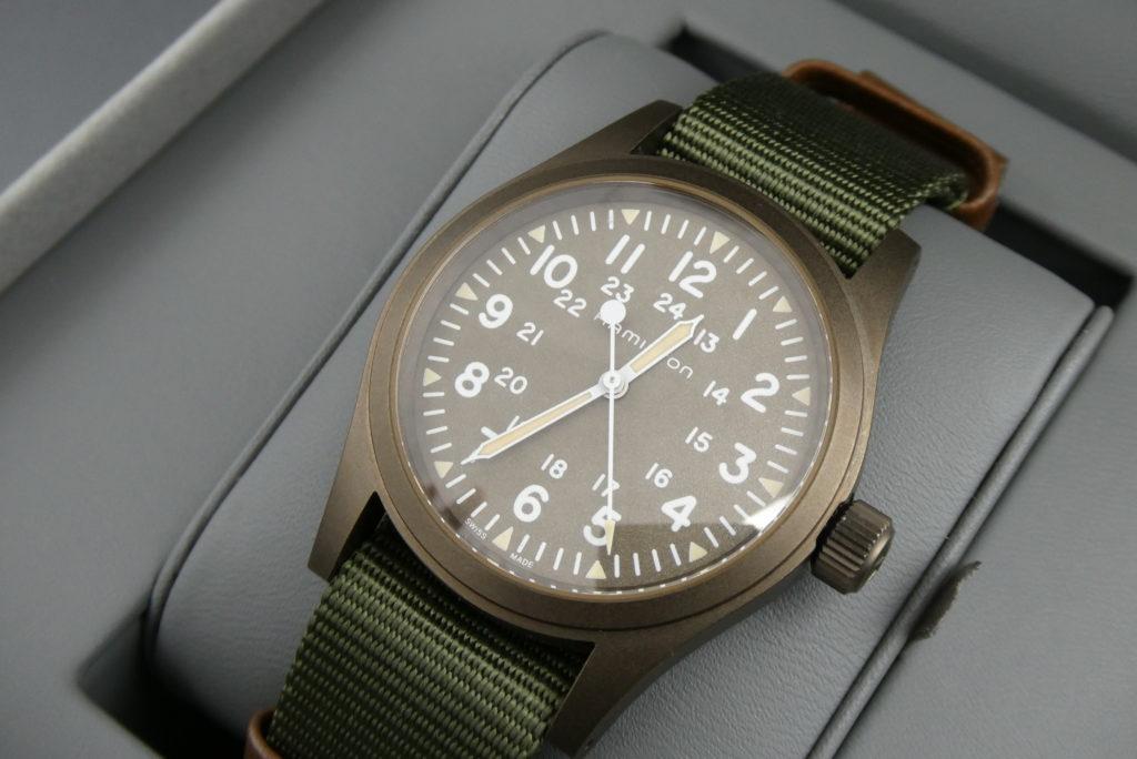 Hamilton-Khaki-Field-used-watch