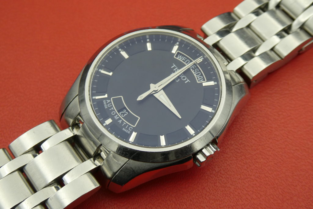 trade-used-tissot-watch