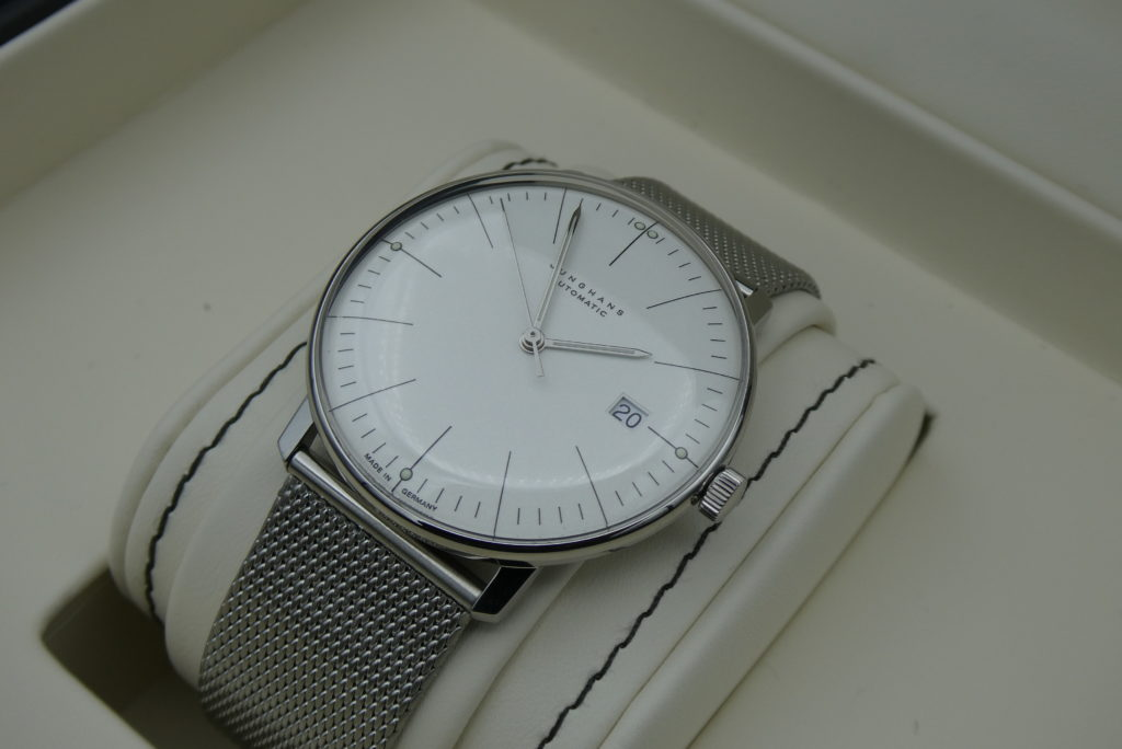 sell-junghans-max-bill-watch