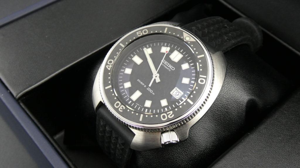 Seiko 1970 Diver's Re-Creation Limited Edition SLA033j1 Captain Willard