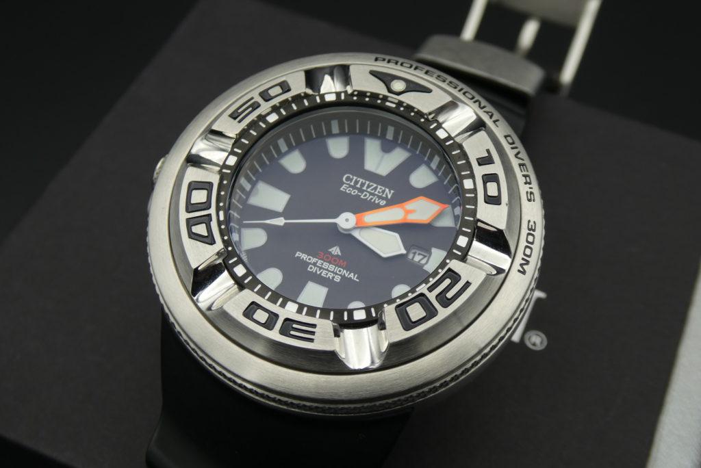 sell Citizen Divers Ecozilla watch