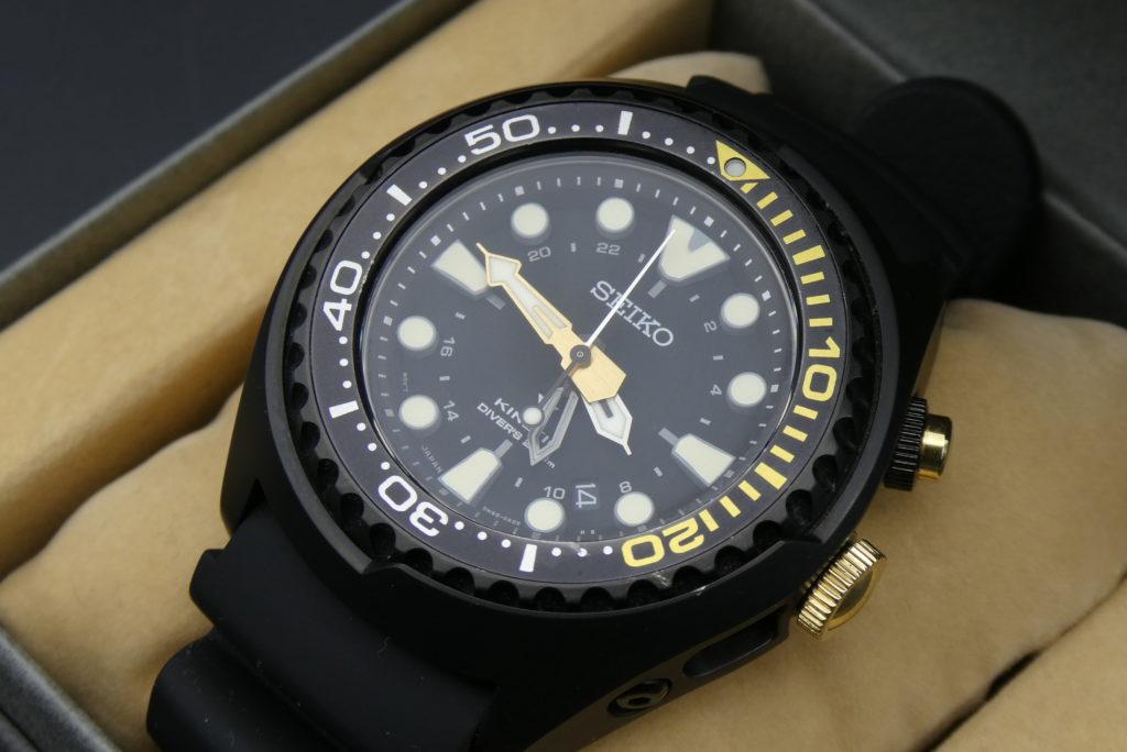Seiko Kinetic 5M85-0AB0 SUN045P1