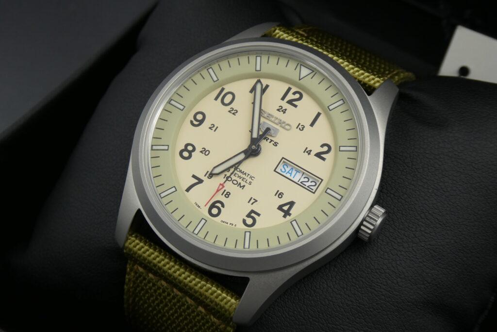 used Seiko 5 watches