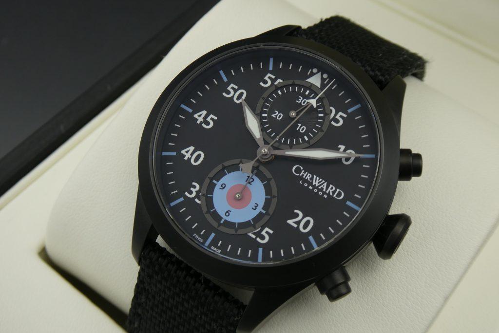 Christopher Ward C1000 Typhoon