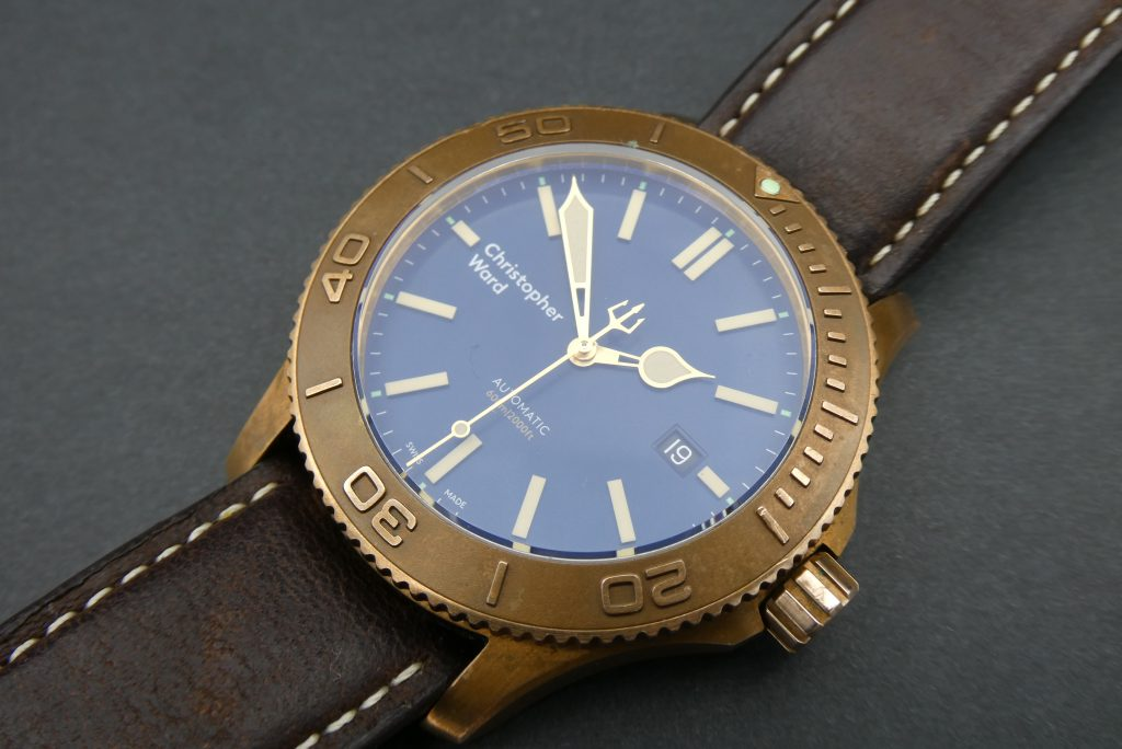 Christopher Ward C60 Bronze