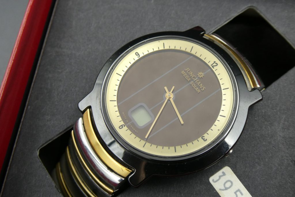 sell-old-junghans-radio-controlled-watch