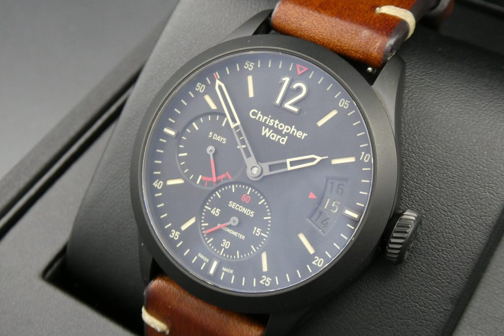 Christopher Ward C8 Power Reserve Chronometer