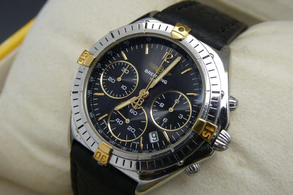 sell-Breiltling-Sexton-Quartz-chronograph-watch