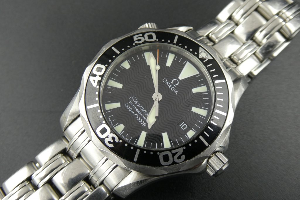 sell-omega-seamaster-professional-used-watch
