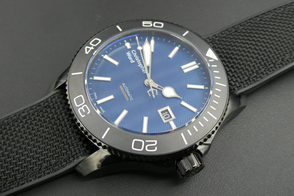 sell-christopher-ward-c60-trident-600-black