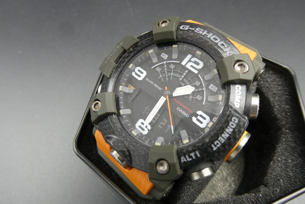 sell-casio-carbon-core-watch