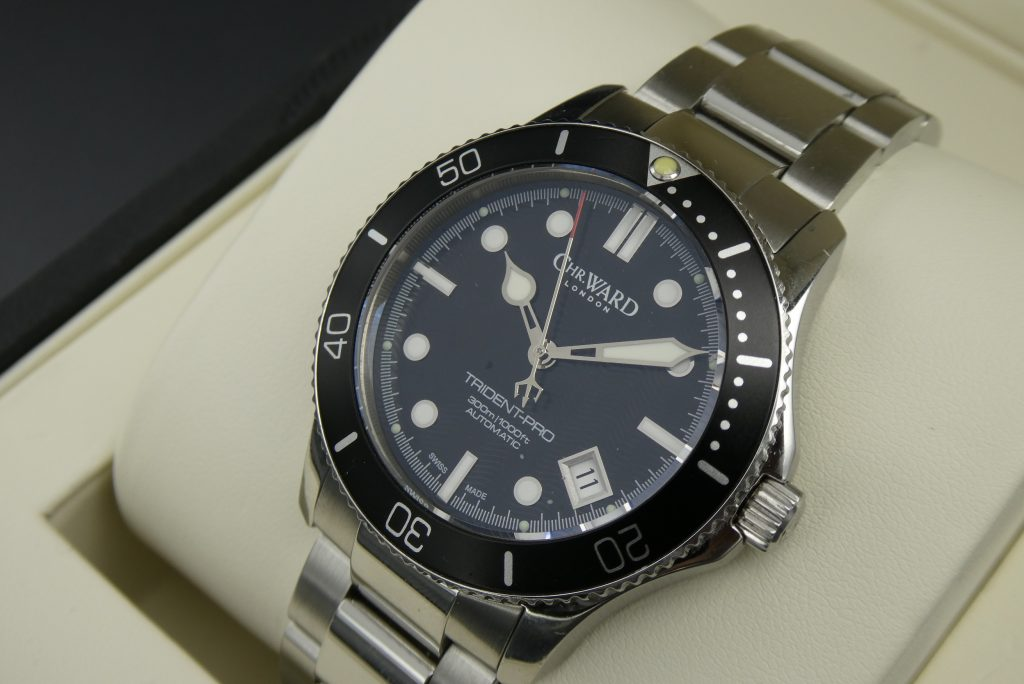 sell-pre-owned-christopher-ward-c61-trident