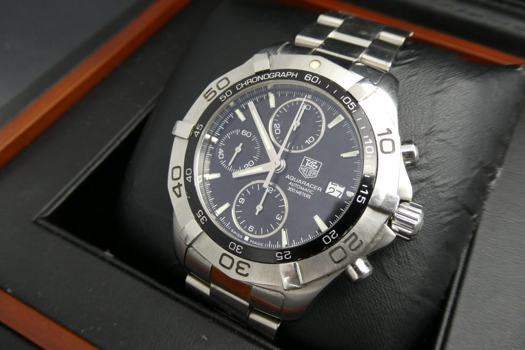 sell-broken-tag-heuer-Tag Heuer CAF2110-watch