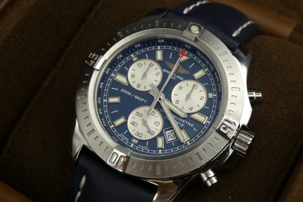 Sell-used-Breitling Colt A73388