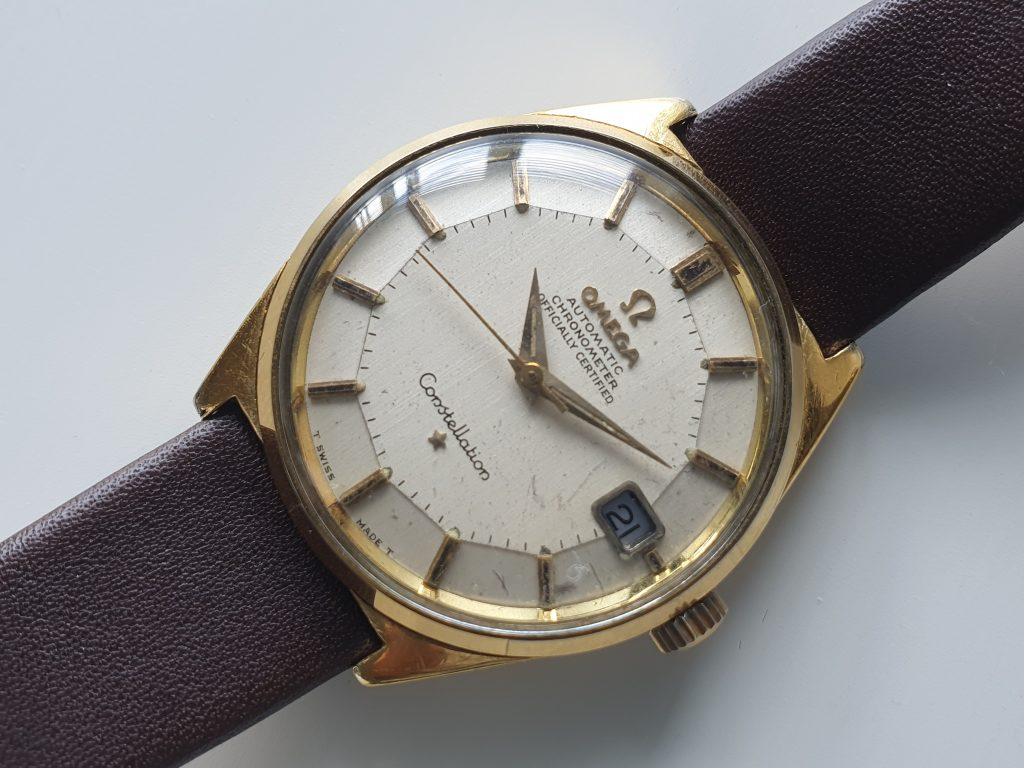 SELL Omega Constellation Pie Pan