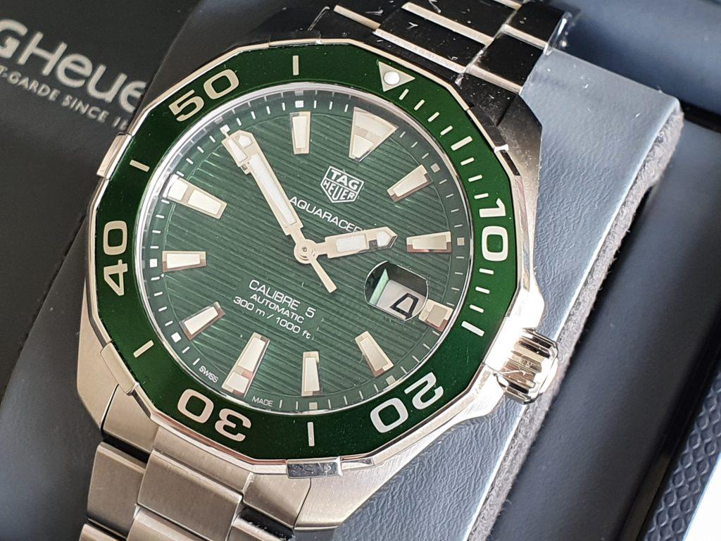 Tag Heuer Aquaracer Green WAY201S-0