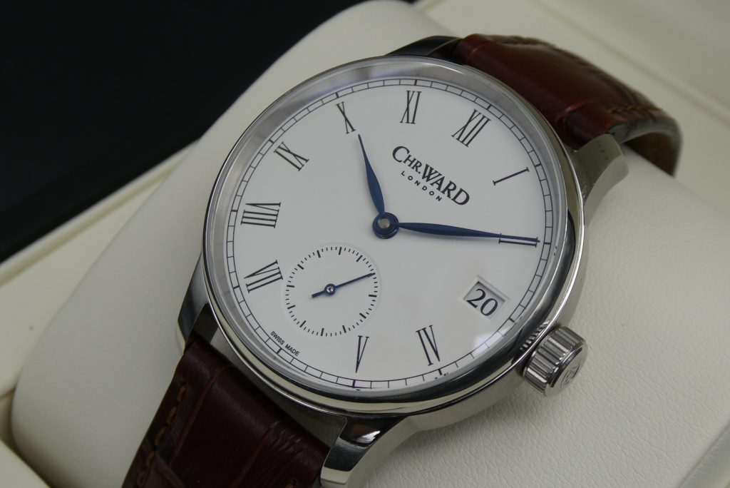pre-owned-christopher-ward-c9-small-seconds
