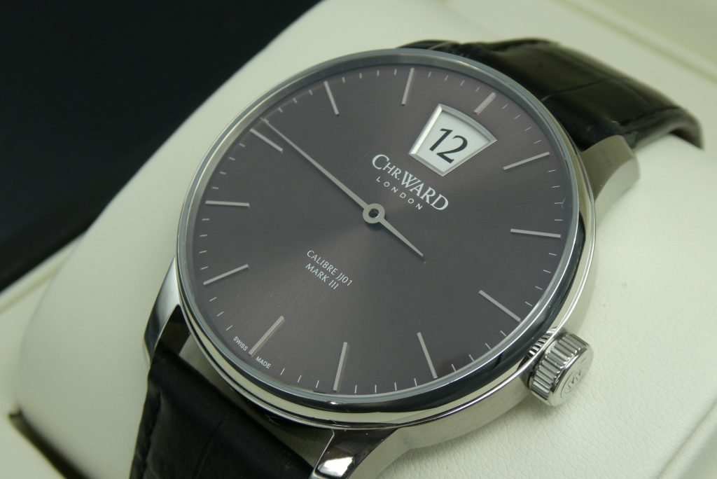Christopher Ward C9 Jumping Hour