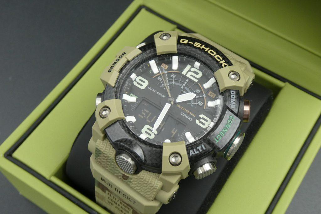 Casio BRITISH ARMY GG-B100BA-1AER