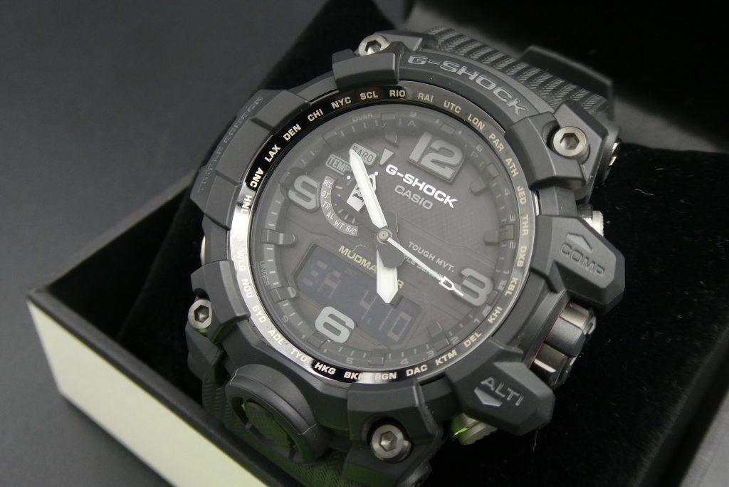 Casio G-Shock Mudmaster GWG-1000-1A1ER
