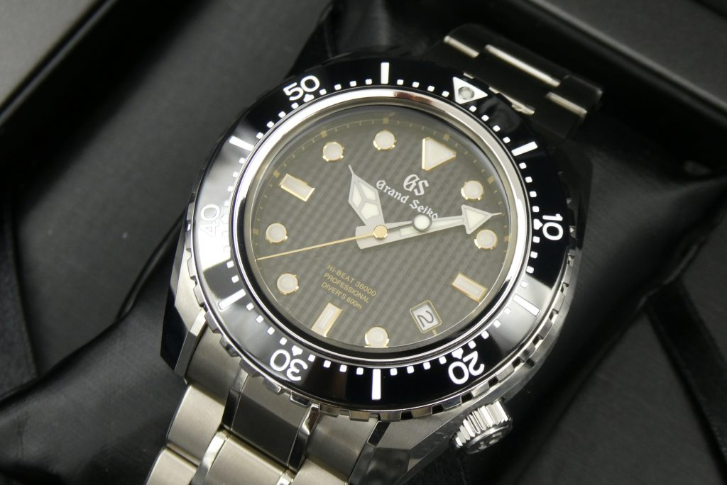 Grand Seiko Hi-Beat 36000 Professional Divers 600m SBGH255