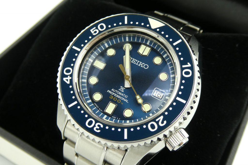 Seiko Prospex 1968 Re-Interpretation SLA023J1 MM300
