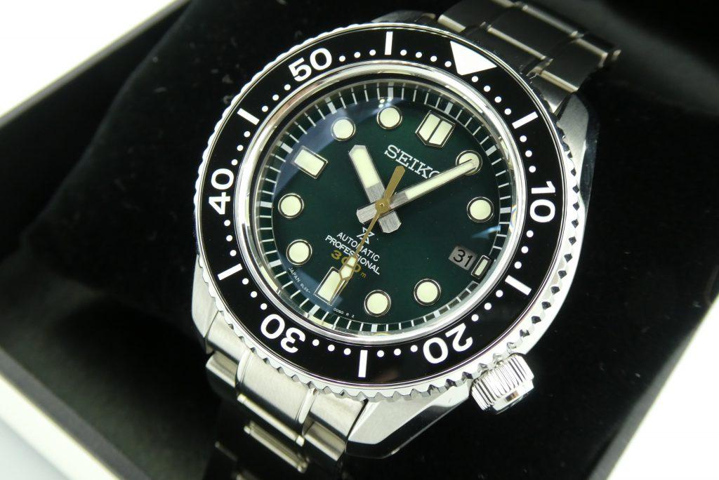 Seiko Prospex Island Green SLA047J1 8L35 MM300