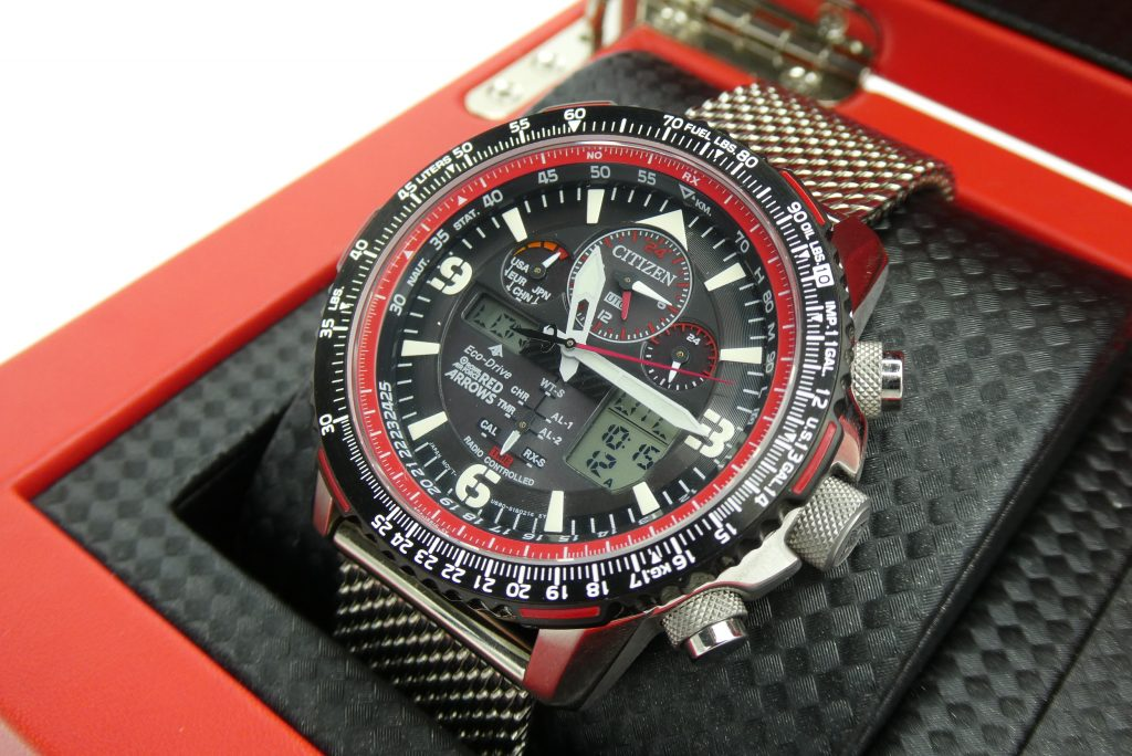 used-citizen-royal-air-force-watch