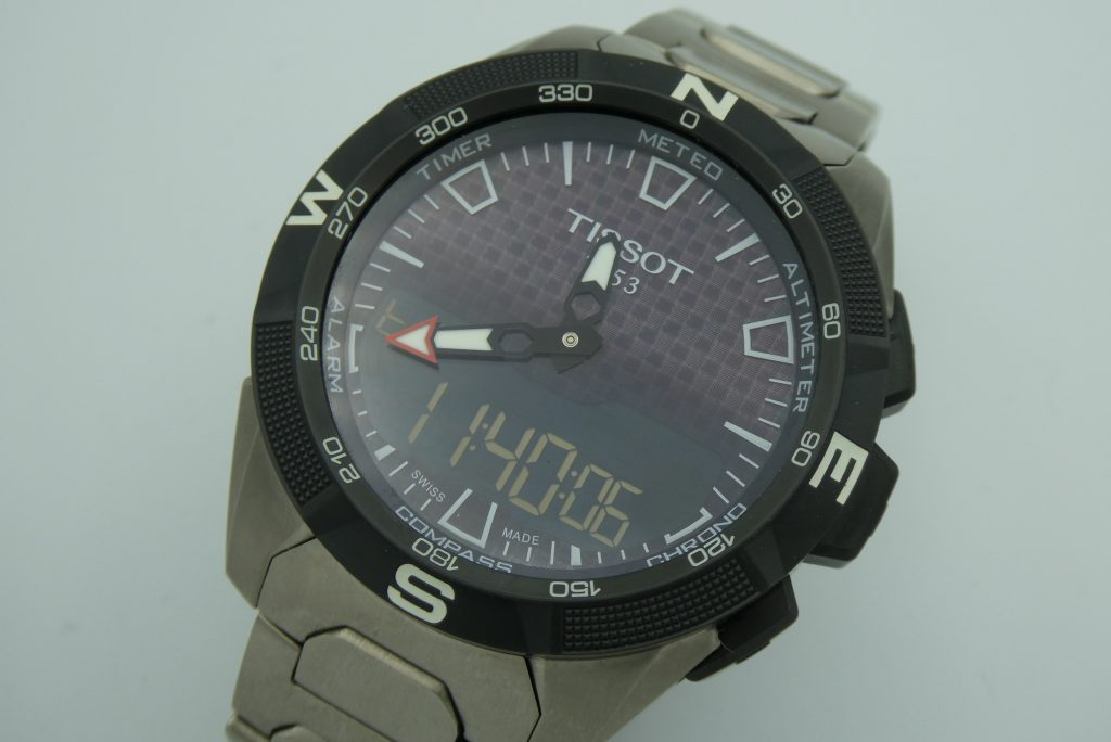 sell-used-tissot-t-touch-solar-watch